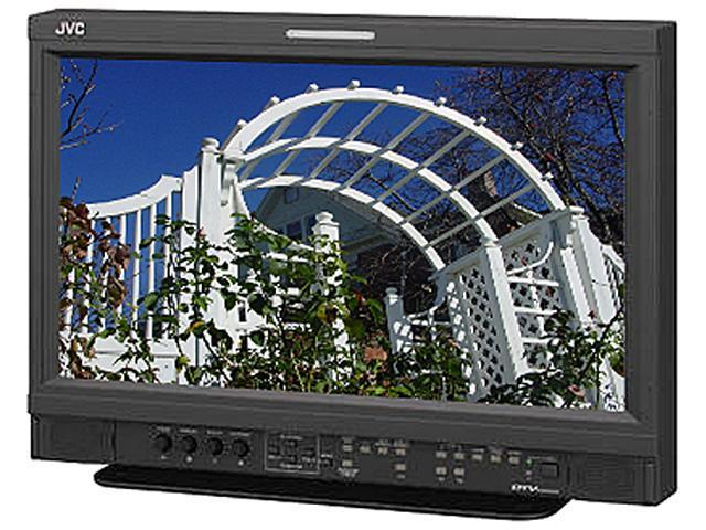 """JVC DT-E21L4U Black 21.5"""" LED Backlight Full HD LCD Monitor Built-in Speakers"""