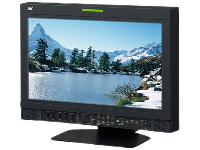 "JVC 24"" 5ms LCD Monitor Built-in Speakers"