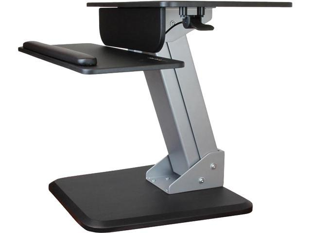 Startech ARMSTS Sit-to-Stand, Sit /Stand desk Workstation, Height adjustable Monitor Stand