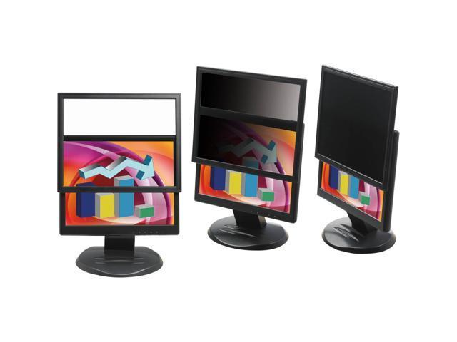 3M PF320W Framed Lightweight Widescreen Desktop Privacy Filter