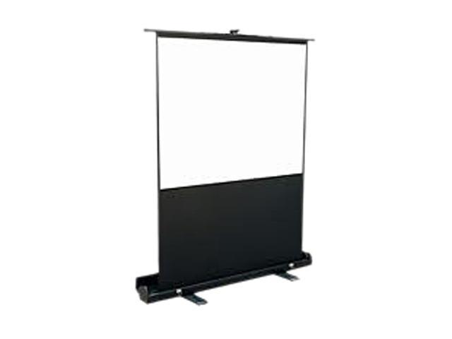 """MUSTANG 80"""" NTSC/Video(4:3) Portable Matte White 80"""" 4:3 Portable Free Standing Projector Screen SC-P80D43"""