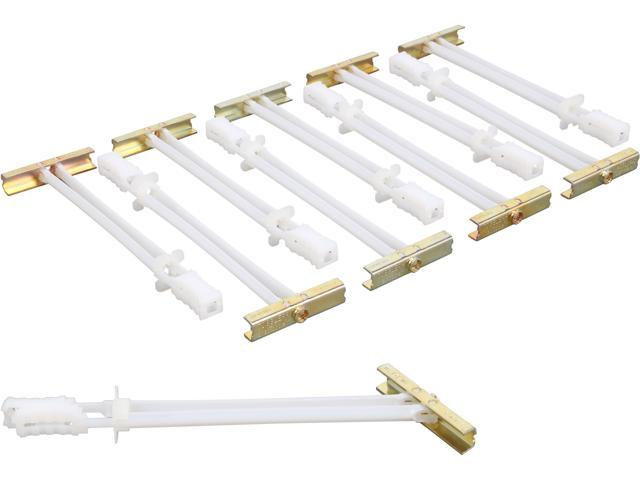 Ergotron 90-011 Wall Track Mounting Kit for Hollow Walls