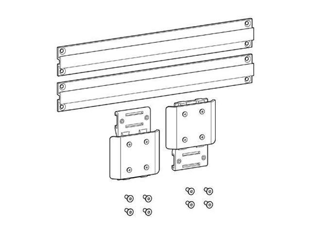 Ergotron 97-523-202 External Wall Track Kit for OSHPD