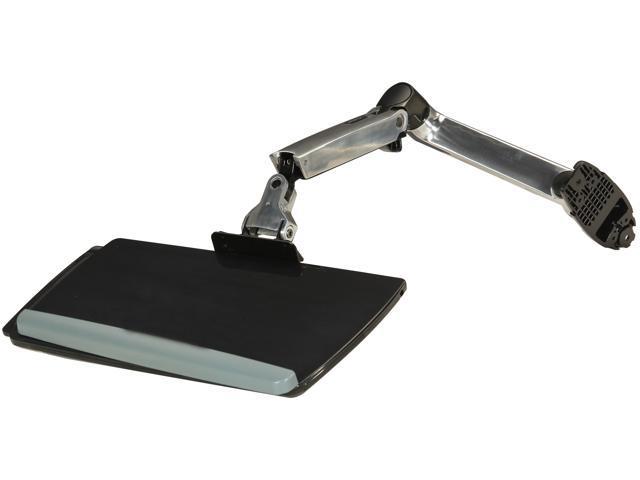 Ergotron 45 246 026 Lx Wall Mount Keyboard Arm Newegg Com