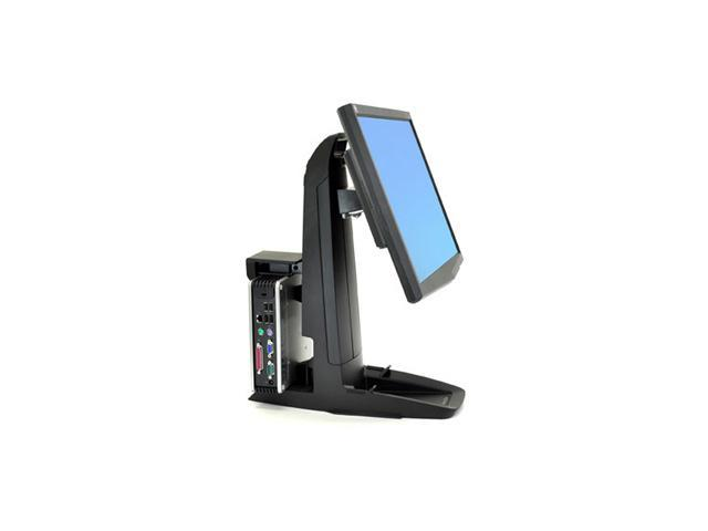 Ergotron 33-338-085 Neo-Flex All-In-One Lift Stand, Secure Clamp