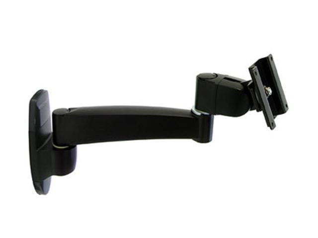 Ergotron 45-233-200 200 Series Wall Mount Arm, 1 Extension (black)