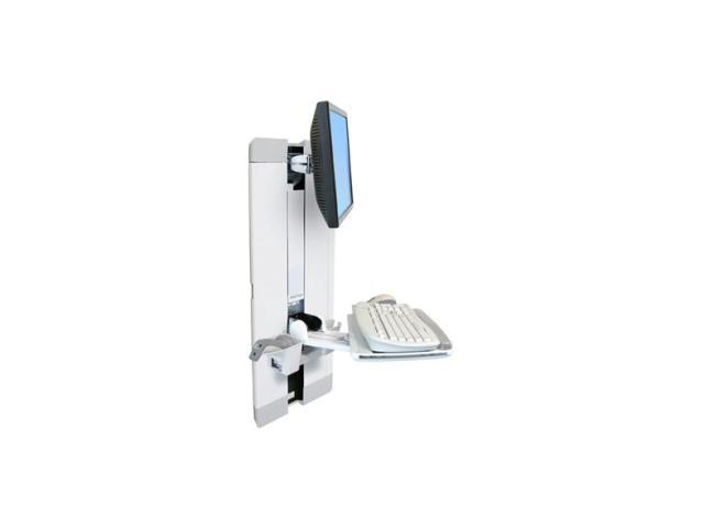 Ergotron 60-609-216 StyleView Vertical Lift, Patient Room version