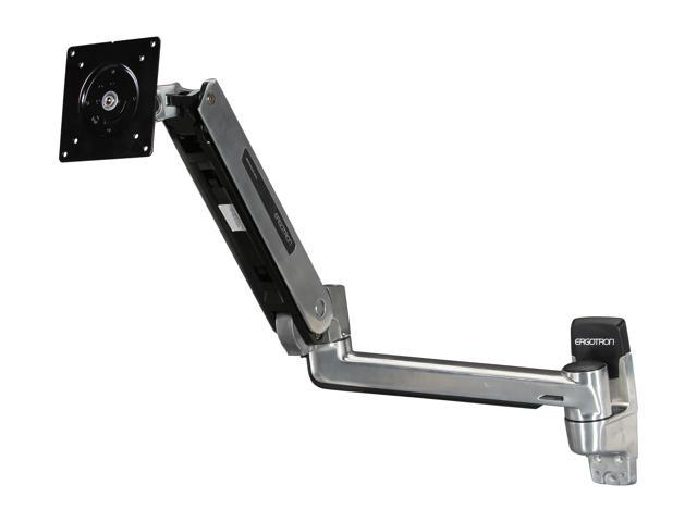 Ergotron 45-353-026 LX Sit-Stand Wall Mount LCD Arm