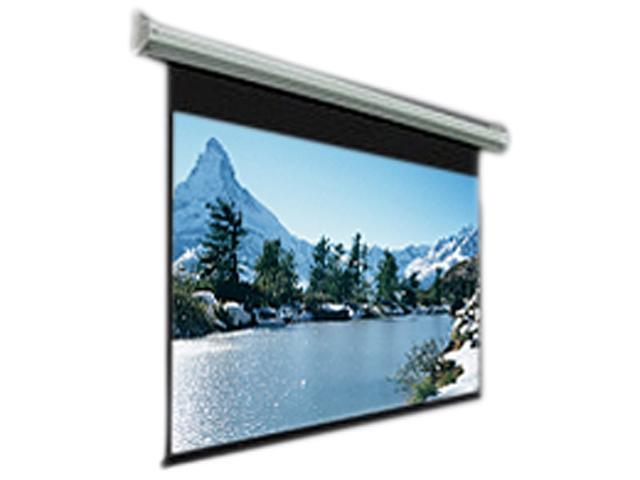 """inland HDTV(16:9) ProHT 84"""" Electric Projection Screen 05354"""