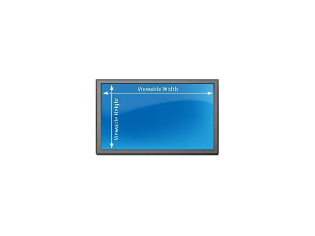 "Protect Computer Products PT2200-00 22"" Wide Flat Panel Monitor Screen Protector"