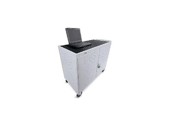 Bretford LAP18EBA-GM Welded Laptop Storage Cart
