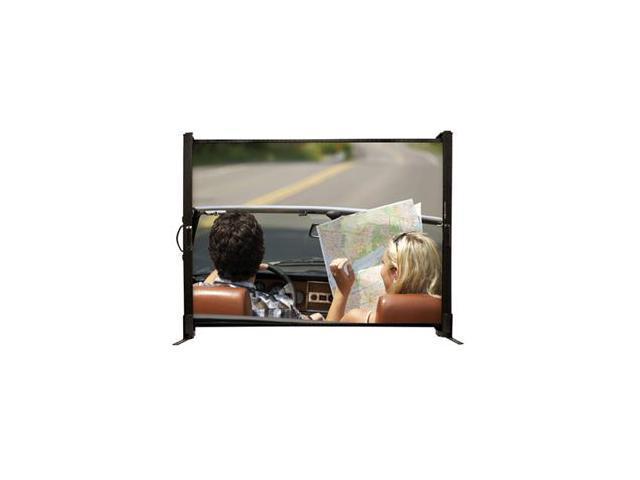 "DRAPER 230301 50"" 4:3 Microscreen Portable Front Projection Screen"