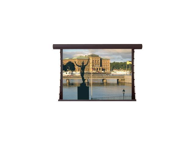 "DRAPER 73"" Standard(1:1) Wall or ceiling 73"" 1:1 Silhouette / Series V Motorized Projection Screen 107323"