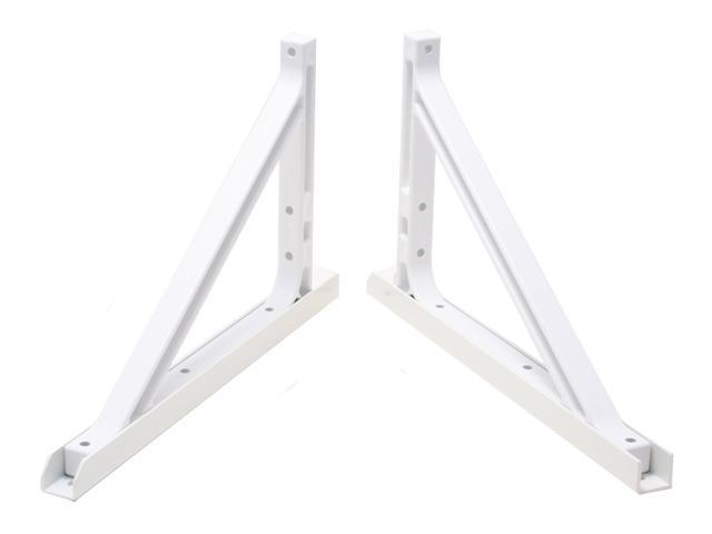 DA-LITE 40933 No. 23 Adjustable Wall Bracket - 14.5-24