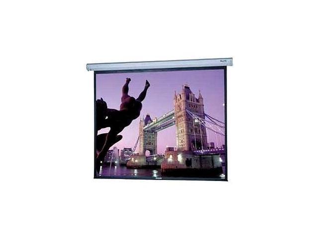 """DA-LITE 40789 Cosmopolitan Electrol Electric Screen 120"""" Video Fomat Matte White"""