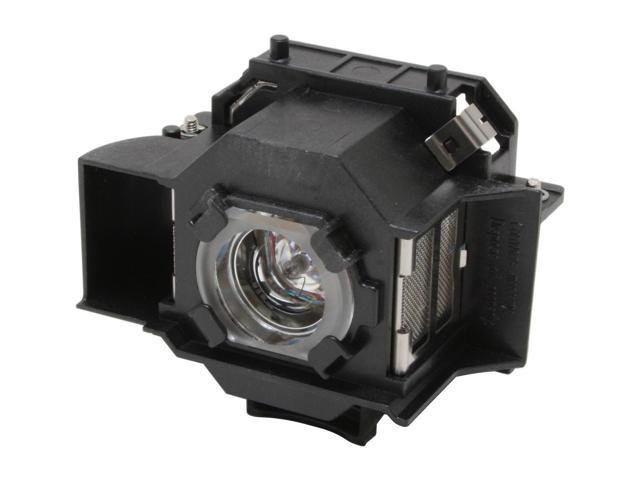 135W Projector Replacement Lamp For PowerLite S3, MovieMate 25, PowerLite Home 20 Model V13H010L33