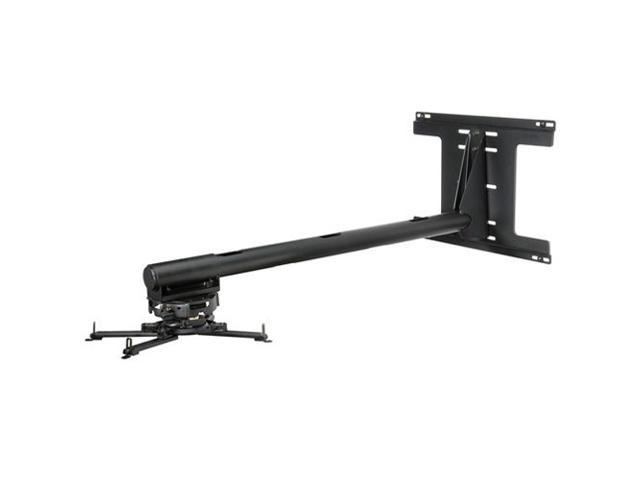 Peerless-AV PSTK-028 Ultra short throw projector mount for ultra-short throw projectors up to 50 lb (Black)