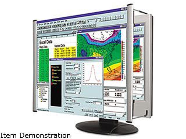 Kantek MAG19L LCD Monitor Magnifier Fits 19
