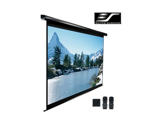 Elitescreens VMAX2 Series: ez-Electric / Motorized Screen VMAX100UWV2