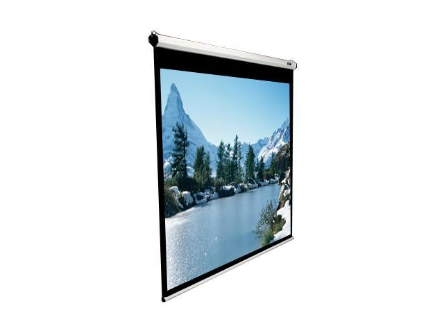 Elitescreens Manual Ceiling/Wall Mount Manual Pull Down Projection Screen (71