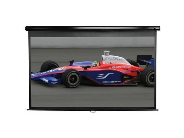 "Elitescreens 150"" NTSC/Video(4:3) Manual Projection Screen M150UWV1"