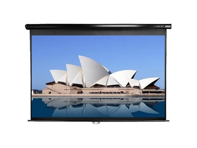 "Elitescreens NTSC/Video(4:3) 150"" Manual Projection Screen M150UWV2"
