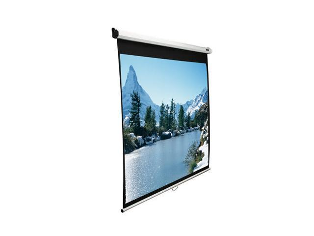 "84"" Manual SRM Projection Screen M84NWVSRM"
