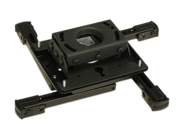 CHIEF RPAU Custom Inverted LCD/DLP Projector Ceiling Mount