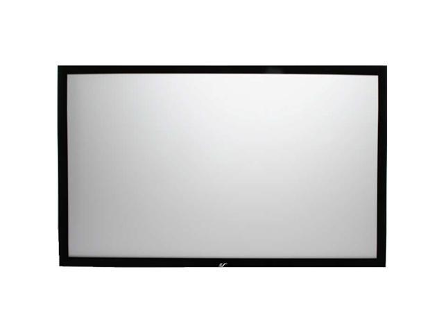"Sable Frame Wall Mount Fixed Frame Projection Screen (106"" 16:9 AR) (CineWhite)"