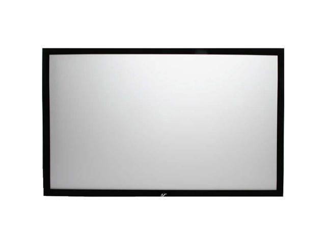 "Elitescreens 110"" Sable Frame Wall Mount Fixed Frame Projection Screen (110"" 16:9 AR) (CineWhite) ER110WH1"