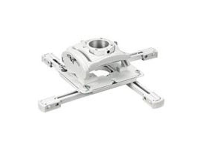 CHIEF RPMAUW RPA Elite Universal Projector Mount with Keyed Locking, White