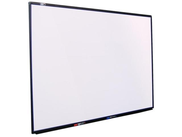 "Elitescreens WhiteBoardScreen Universal Wall Mount Fixed Frame Dry Erase Projection Screen (58"" 4:3 AR) (VersaWhiWB58VW"