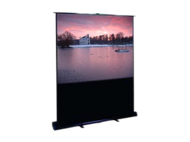 Elitescreens ezCinema Portable Front Projection Floor Screen F135NWV