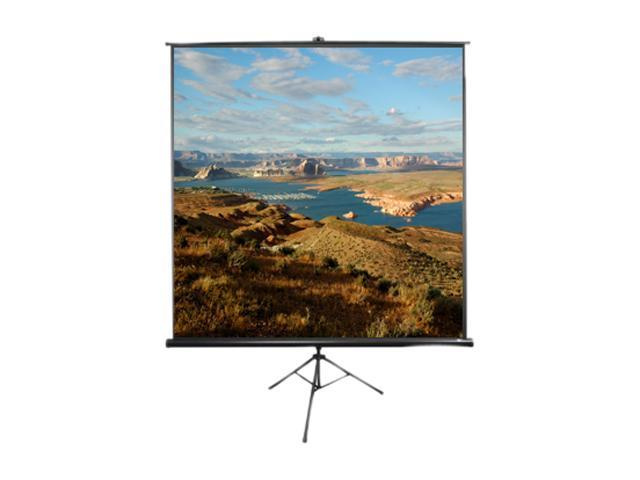 "Elitescreens Tripod Portable Projection Screen (50"" 1:1 AR) T50UWS1"