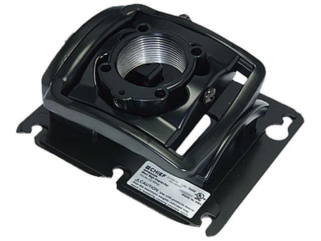 CHIEF RPMAUBK Universal Locking Projector Mount
