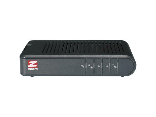 Zoom 5241-02-00G Cable Modem 42Mbps Downstream,10.2Mbps Upstream