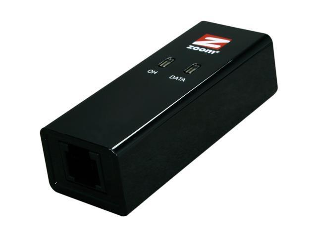 Zoom 3095-00-00G Mini External Modem 56Kbps