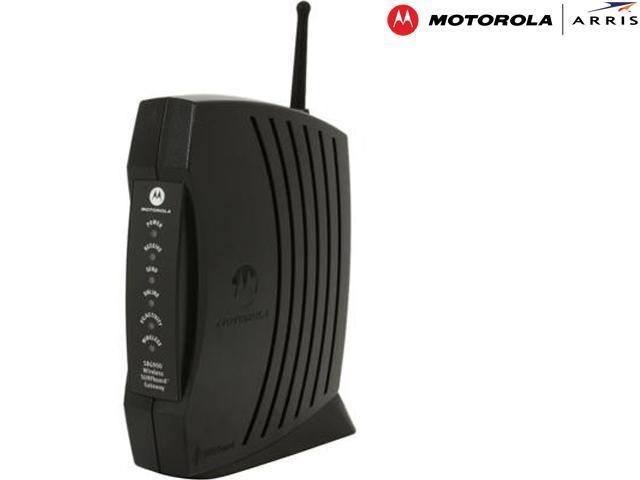 motorola cable modem. motorola sbg900 surfboard wireless cable modem gateway 38mbps downstream, 30mbps upstream motorola