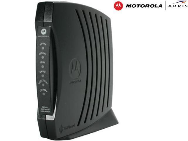 Motorola Surfboard Sb5101 Cable Modem 38mbps Downstream