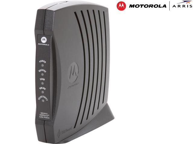 motorola cable modem. arris sb5101u surfboard cable modem motorola d