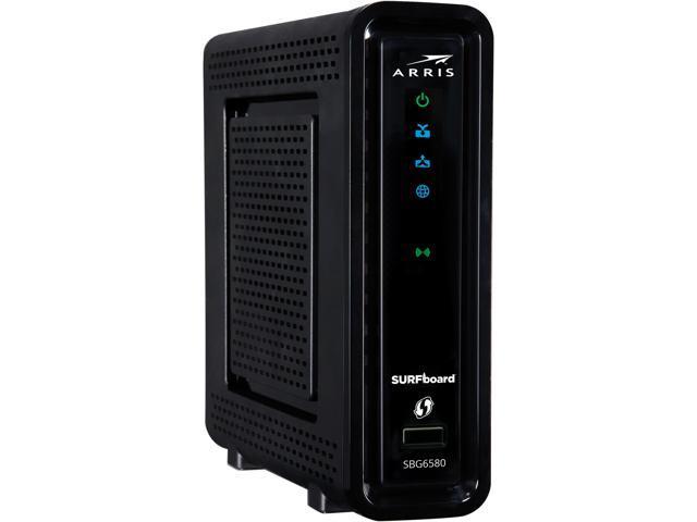 Arris Sbg6580 Surfboard Wireless Cable Modem Gateway
