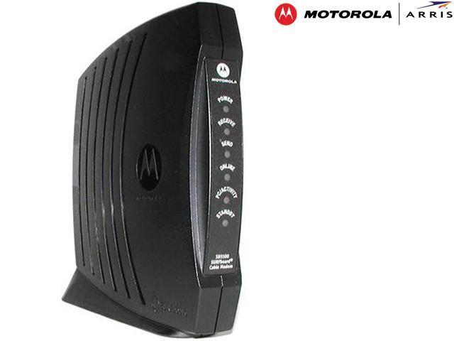 MOTOROLA SB5100 Surfboard Cable Modem