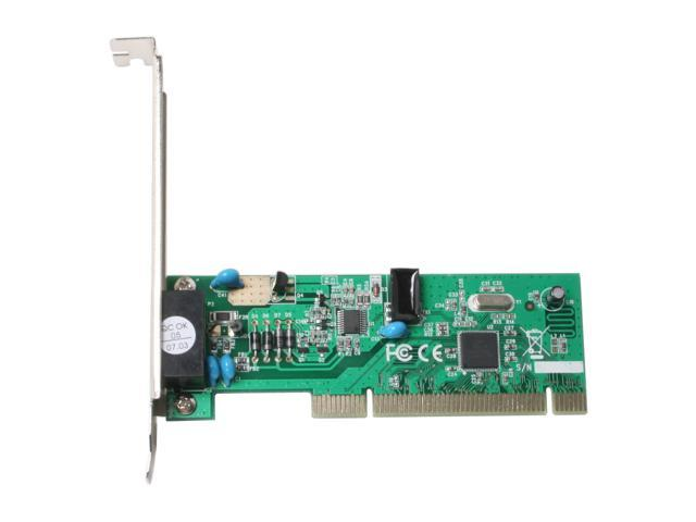 Zonet ZFM5621LT 56K/V.92 Fax Modem / Lucent Chipset 56Kbps PCI Bus (Plug & Play) V.92 and earlier ITU standards