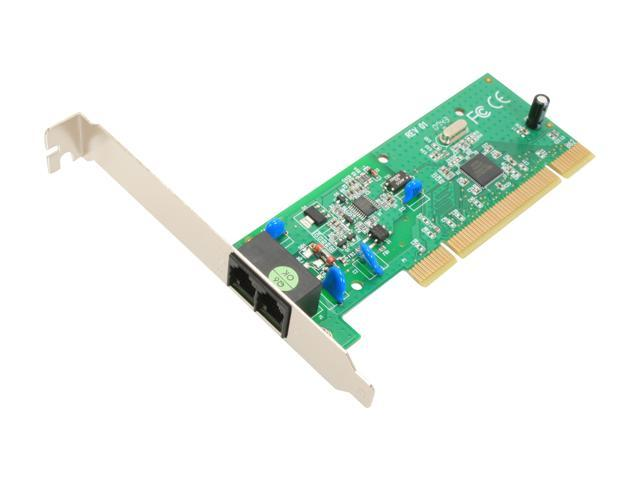 Rosewill RNX-56AG Agere 56Kbps PCI Bus (Plug & Play) Internal V.92 PCI Data/Fax/TAM modem- Windows7 Ready