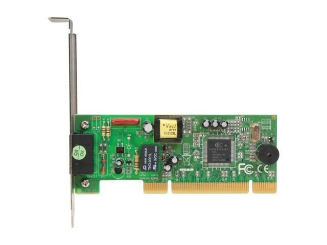 Rosewill RNX-56CX Modem with Speaker Conexant 56Kbps Internal V.92 PCI Data/Fax/TAM - WINDOWS 7 READY