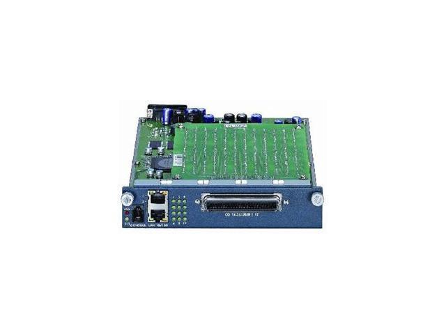 ZyXEL AAM1212-51 ADSL2+ 12-Port Module for IES-1000M