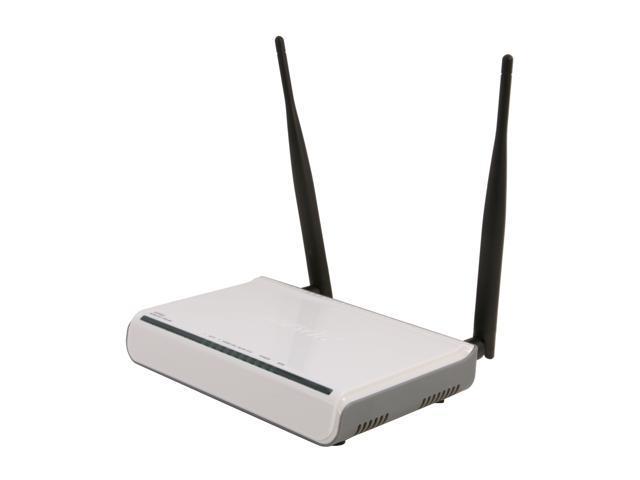 Tenda W300D Wireless-N ADSL2+ Modem Router