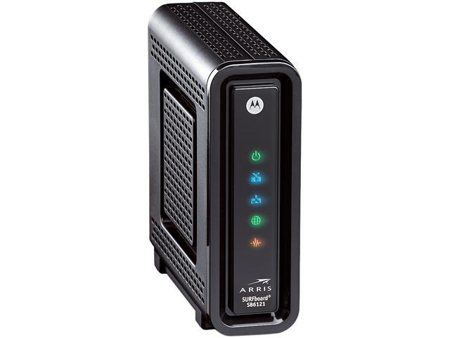 ARRIS SURFboard SB6121 DOCSIS 3.0 Cable Modem - Certified Refurbished