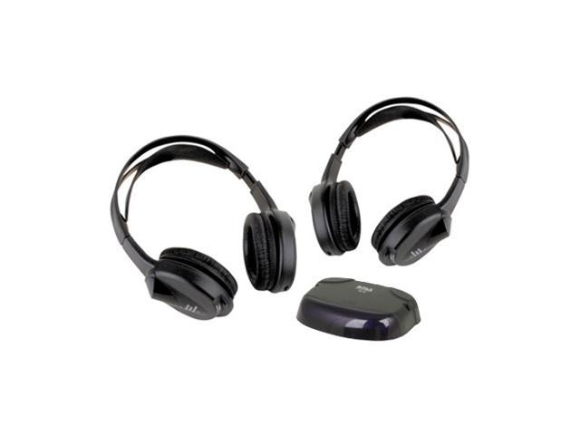 BOSS AUDIO HS-IR Two Wireless Headphones with IR Transmitter