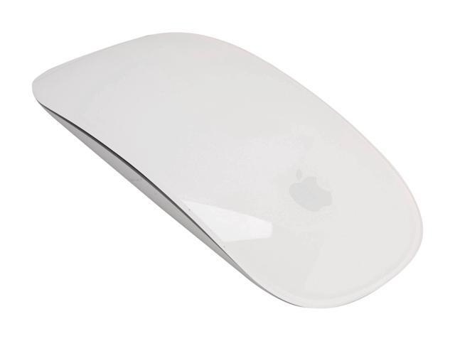 Apple MB829LL/A White Bluetooth Bluetooth Wireless Laser Magic Mouse